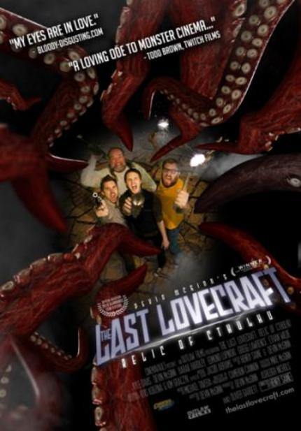 TADFF 10:  THE LAST LOVECRAFT Review