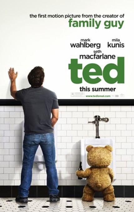 Mark Wahlberg, Meet Foul-Mouthed Teddy Bear. It's The Red Band Trailer For TED.