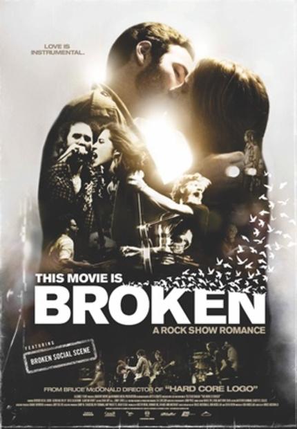 Feist, Metric and Broken Social Scene In The Trailer For Bruce McDonald's THIS MOVIE IS BROKEN