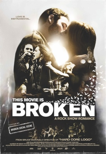 Bruce McDonald and Kevin Drew Talk THIS MOVIE IS BROKEN