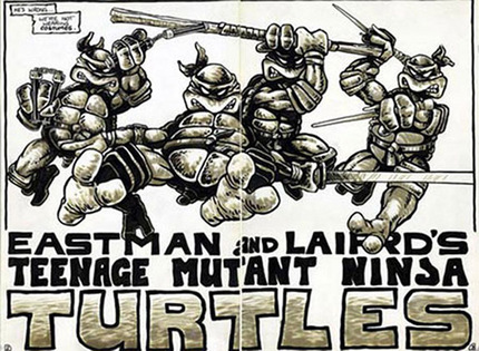 TEENAGE MUTANT NINJA TURTLES Reboot Shut Down 'Indefinitely'