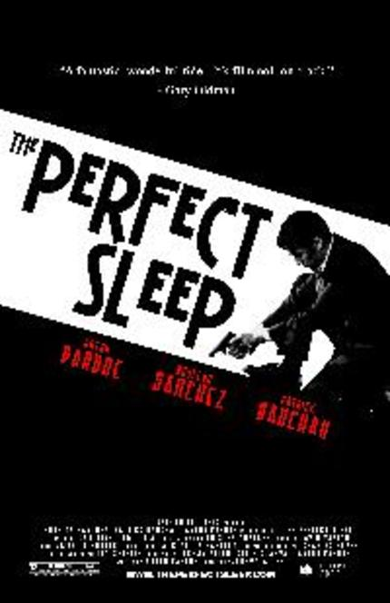 Hard Boiled Action-Noir THE PERFECT SLEEP Hits Screens March 13th!