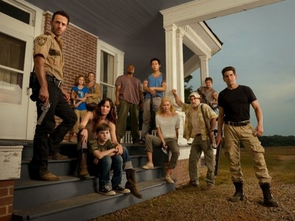 THE NIGHT CREW Back-Talk w/THE WALKING DEAD Season Two Semi-Finale