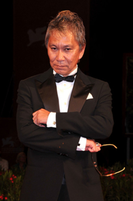 Takashi Miike talks '13 ASSASSINS' and More...
