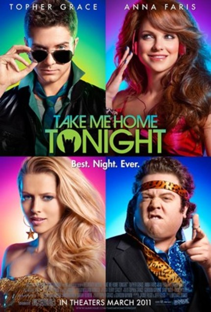 Topher Grace Asks You To TAKE ME HOME TONIGHT