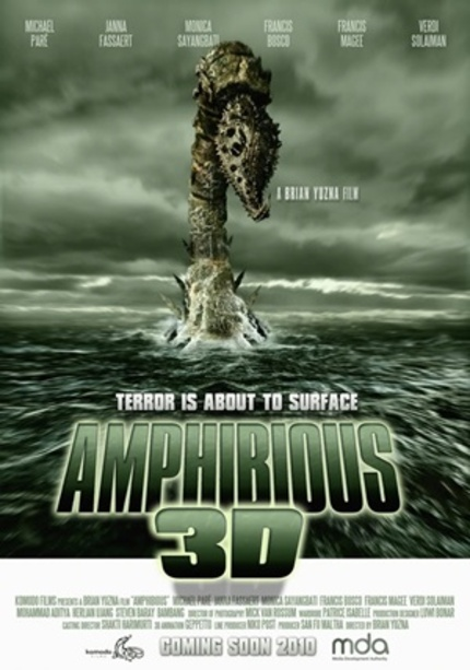 EFM 2010: Brian Yuzna Brings The Old-School Horror With AMPHIBIOUS 3D!