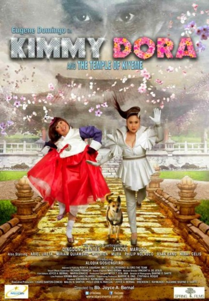 Review: Joyce Bernal's KIMMY DORA AND THE TEMPLE OF KIYEME