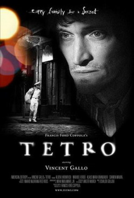 TETRO—A Question for Francis Ford Coppola