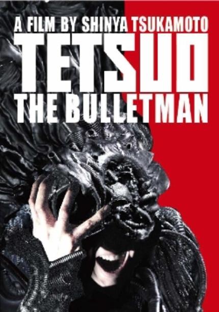 International Trailer For Tsukamoto's TETSUO THE BULLET MAN
