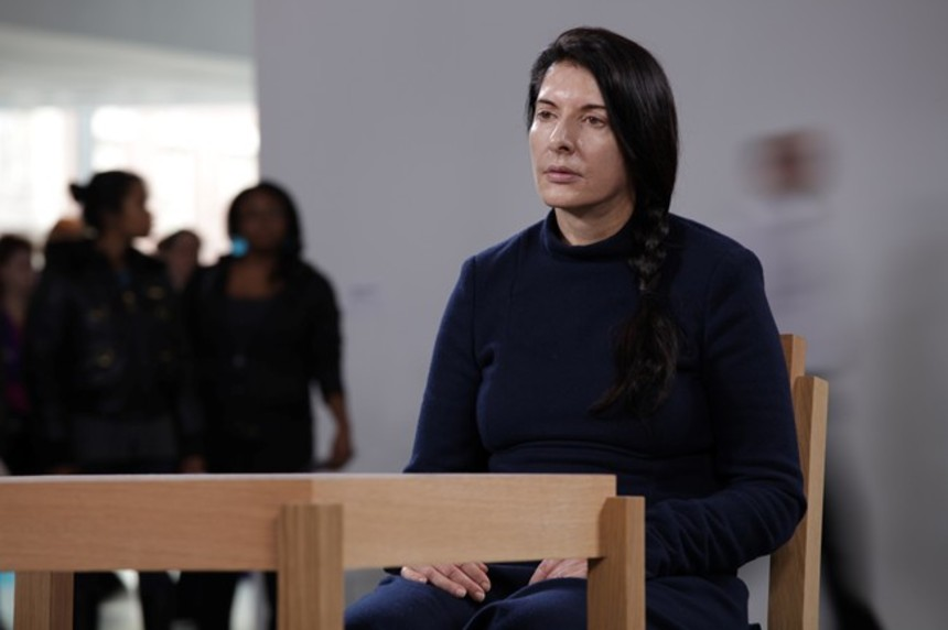 Review: MARINA ABRAMOVIC THE ARTIST IS PRESENT