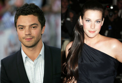 Dominic Cooper And Liv Tyler Look For THE CURE