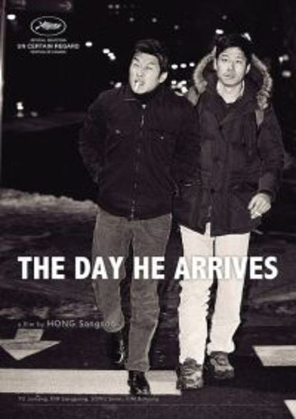 KOFFIA 2012 Review: Hong Sang-soo's THE DAY HE ARRIVES