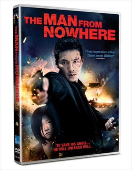 THE MAN FROM NOWHERE hits UK DVD with a new action-heavy trailer!