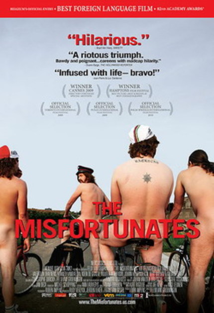 PSIFF10 / BELGIAN CINEMA: THE MISFORTUNATES (2009): Q&A With Felix Van Groeningen