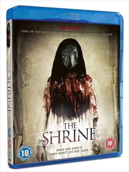 Blu-ray Review: THE SHRINE