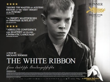 London Film Festival 2009: THE WHITE RIBBON gets UK release date and trailer