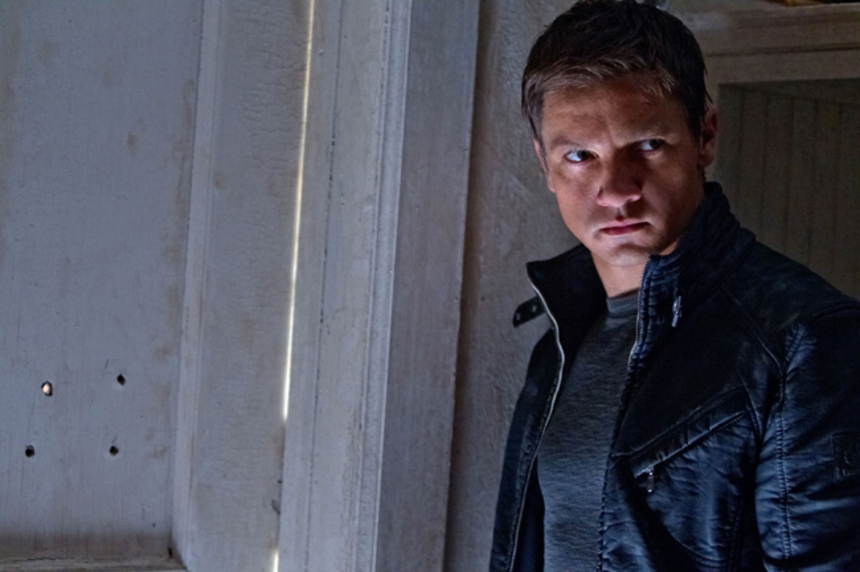 Japanese Teaser For THE BOURNE LEGACY