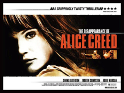 Gemma Aterton Begs For Her Life In This Clip From THE DISAPPEARANCE OF ALICE CREED