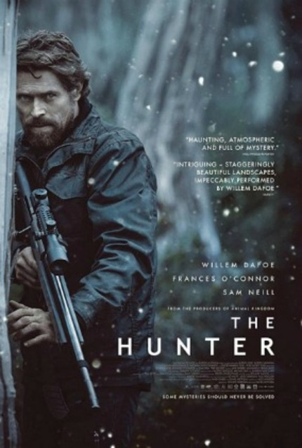 Willem Dafoe Snarls His Way Through THE HUNTER Trailer!