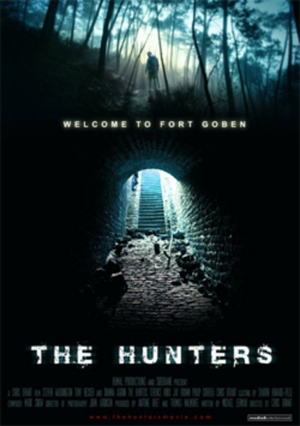 Raven Banner Entertainment to rep 'The Hunters'