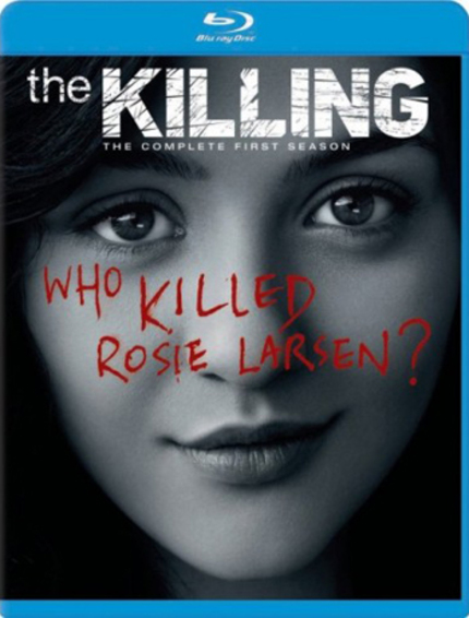Blu-ray Review: THE KILLING - SEASON ONE and Audience Trust
