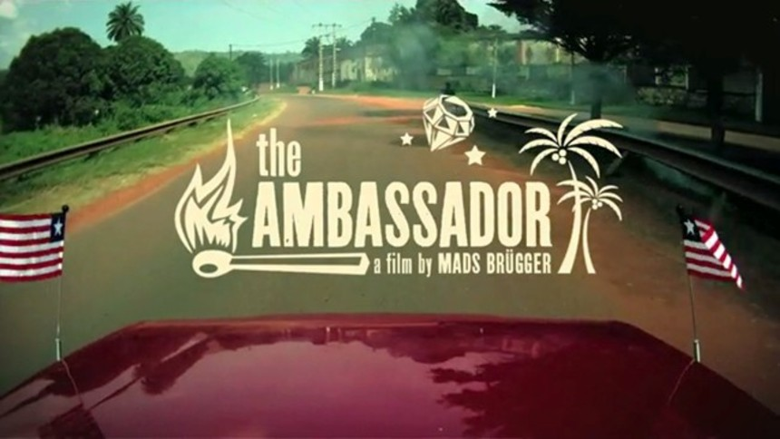 Mads Brügger's THE AMBASSADOR opens IDFA festival (and starts a row...)