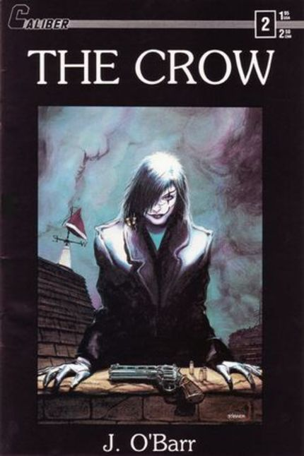 BREAKING: Juan Carlos Fresnadillo Exiting THE CROW Reboot