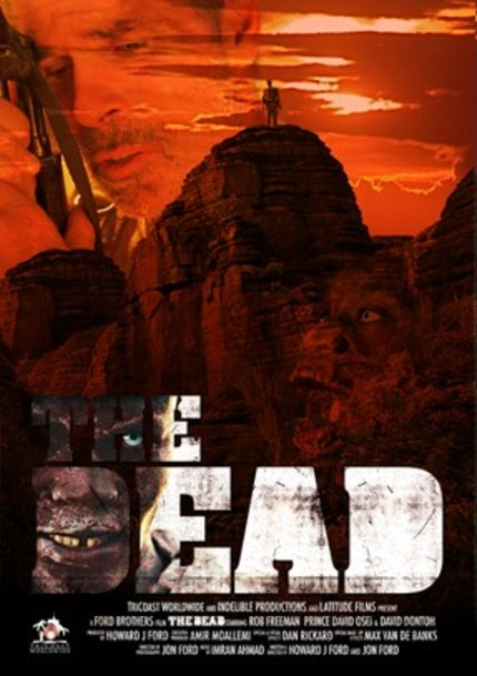 Fresh Trailer For African-Set Zombie Flick THE DEAD