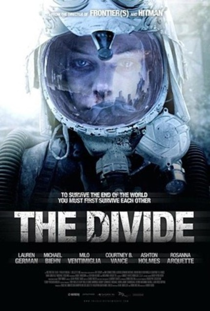 Review: THE DIVIDE (Xavier Gens)