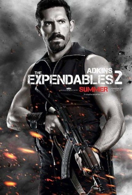 Scott Adkins Gets His Own THE EXPENDABLES 2 Poster