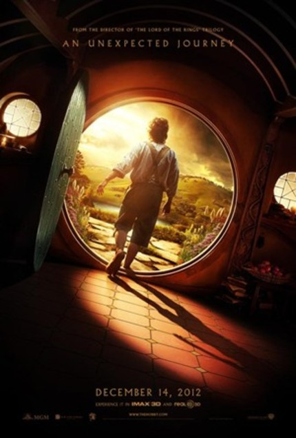 THE HOBBIT Trailer Arrives!
