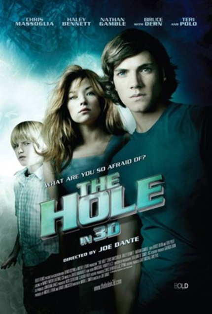 What Crawls Out Of Joe Dante's HOLE?