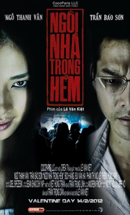 Valentine's Day Brings Chills With Vietnam's THE HOUSE IN THE ALLEY (Ngôi Nhà Trong Hẻm)