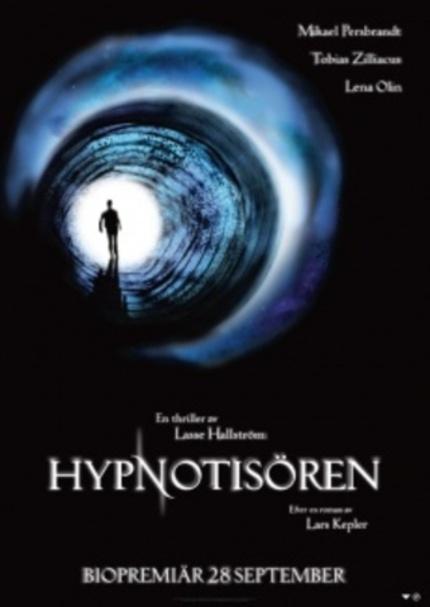 First Trailer For Lasse Hallstrom's Dark Swedish Thriller THE HYPNOTIST