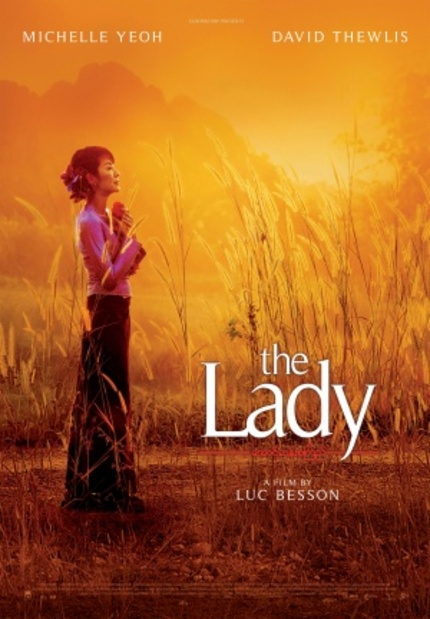 Luc Besson's THE LADY Is Torn Between Family And Country In Second Trailer