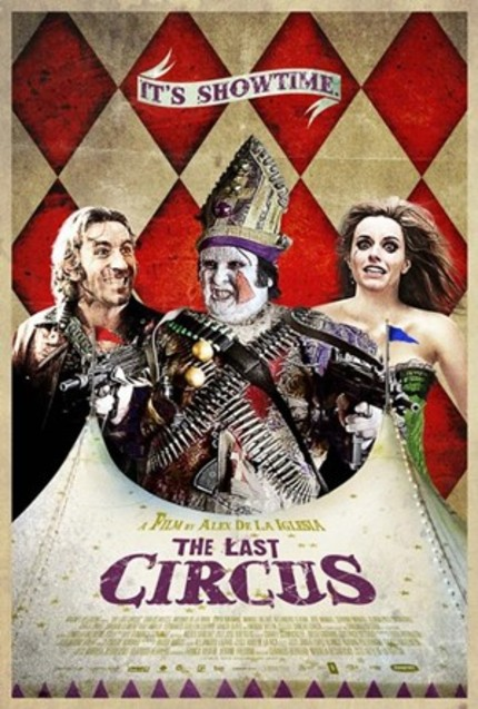 THE LAST CIRCUS Review
