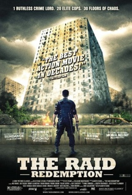 THE RAID Punches Indonesia's Box Office In The Face