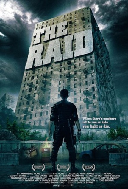 IMAGINE 2012 Winners Revealed, and THE RAID Scores the Audience Award!