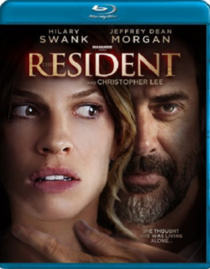 THE RESIDENT BLURAY