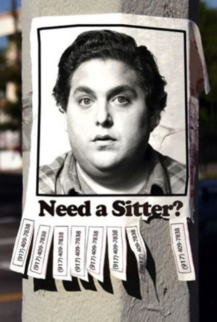 New Red Band Trailer For THE SITTER