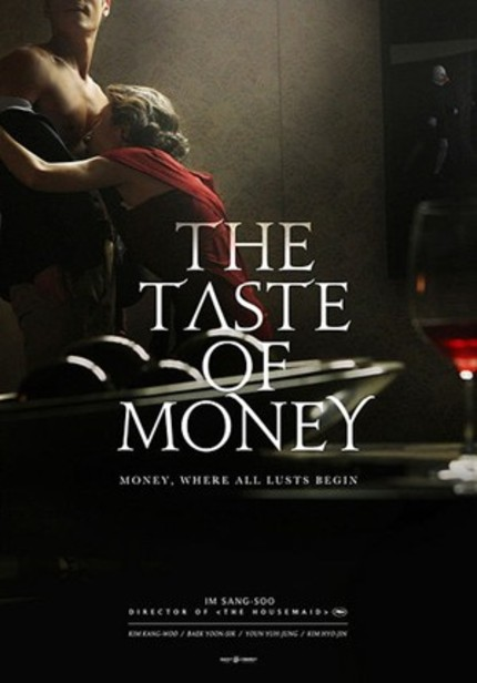Sexy, Stylish Teaser For Im Sang-soo's THE TASTE OF MONEY