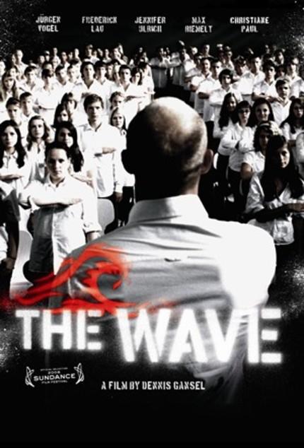US Trailer For Dennis Gansel's THE WAVE
