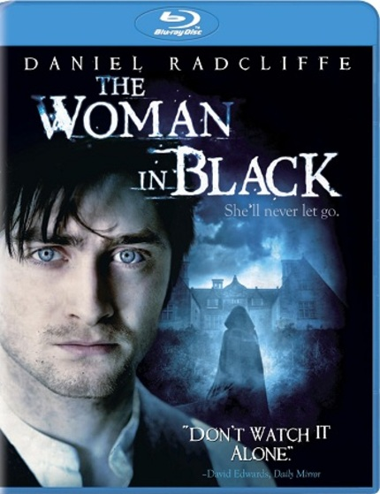 Blu-ray Review: The Ghost In THE WOMAN IN BLACK is Kind of a Jerk