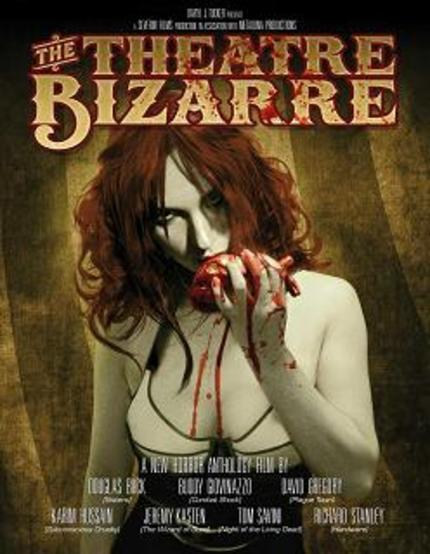 Grimm Up North 2011: THE THEATRE BIZARRE review