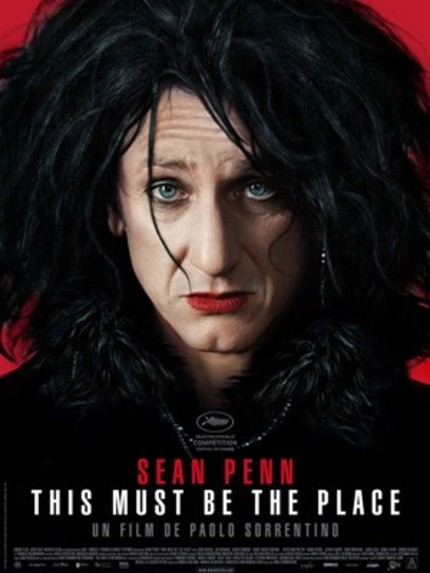 Theatrical Trailer For Paolo Sorrentino's THIS MUST BE THE PLACE