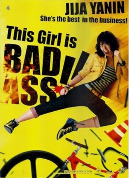 International Trailer For THIS GIRL IS BAD-ASS!! Is Action-Packed