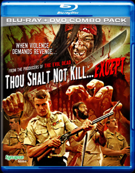 Blu-ray Review: THOU SHALT NOT KILL... EXCEPT