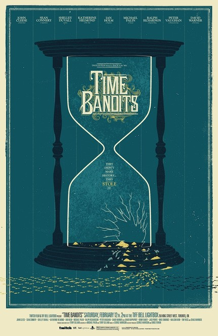 Hey Toronto! Win Phantom City Creative's Gorgeous Custom Poster For TIME BANDITS