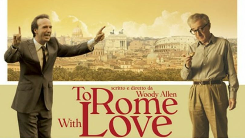 LA Film Fest 2012 Review: TO ROME WITH LOVE