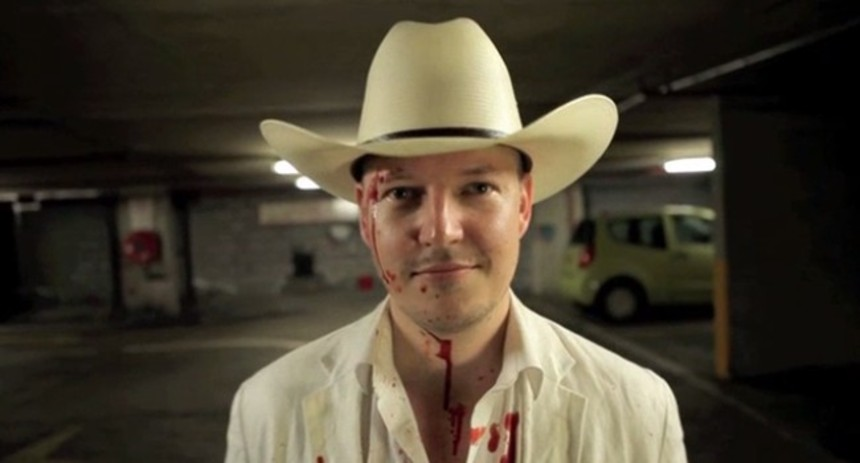 Man in Suit! Man in Suit! : An interview with Tom Six